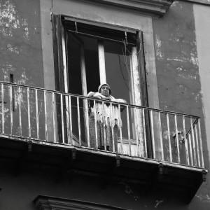 Naples, via Chiaia
