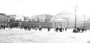 Naples, Piazza del Plebiscito