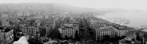 Naples, from Posillipo